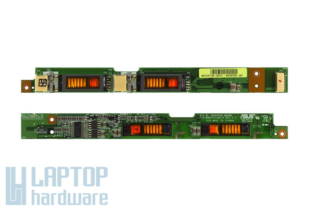 Asus G2P, G2S laptophoz használt Kijelző Inverter (08G27AJ10117)