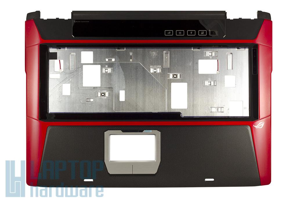 Asus G71GX laptophoz gyári új felső fedél, 13GNR11AP060-1