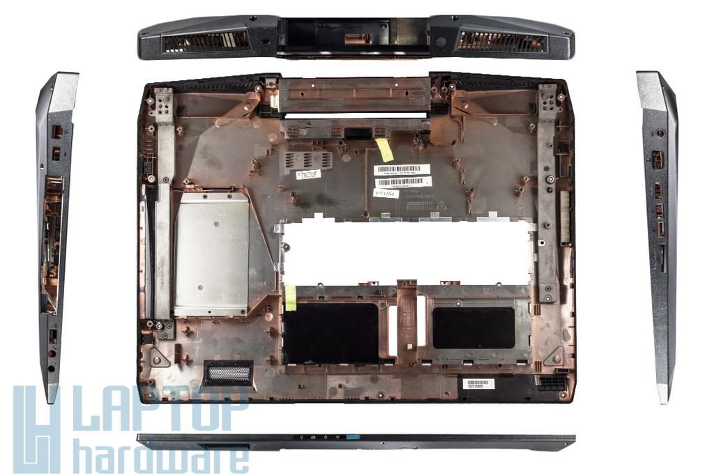 Asus G73JH, G73JW laptophoz használt alsó fedél, 13GNY81AP031-1