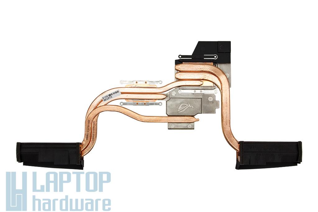 Asus G751JT, G751JY gyári új laptop hűtőborda (13NB06F1AM0501)