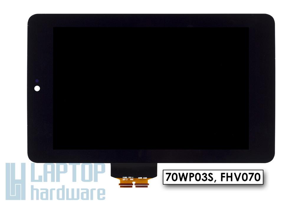 LCD kijelző modul Asus Google Nexus 7 3G tablethez (70WP03S, FHV070)