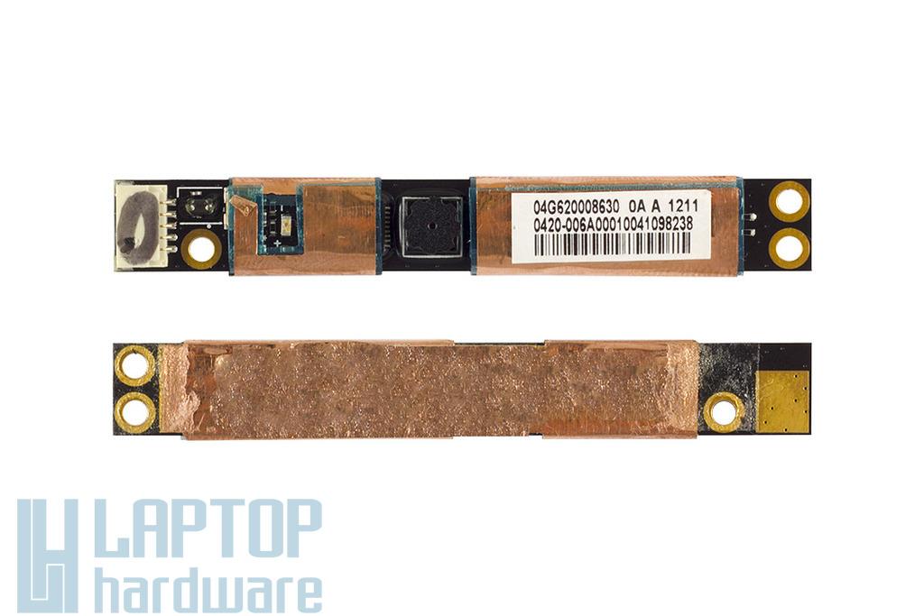 Asus K50AB, K50IJ, K50IN laptophoz használt Webkamera (04G620008630)