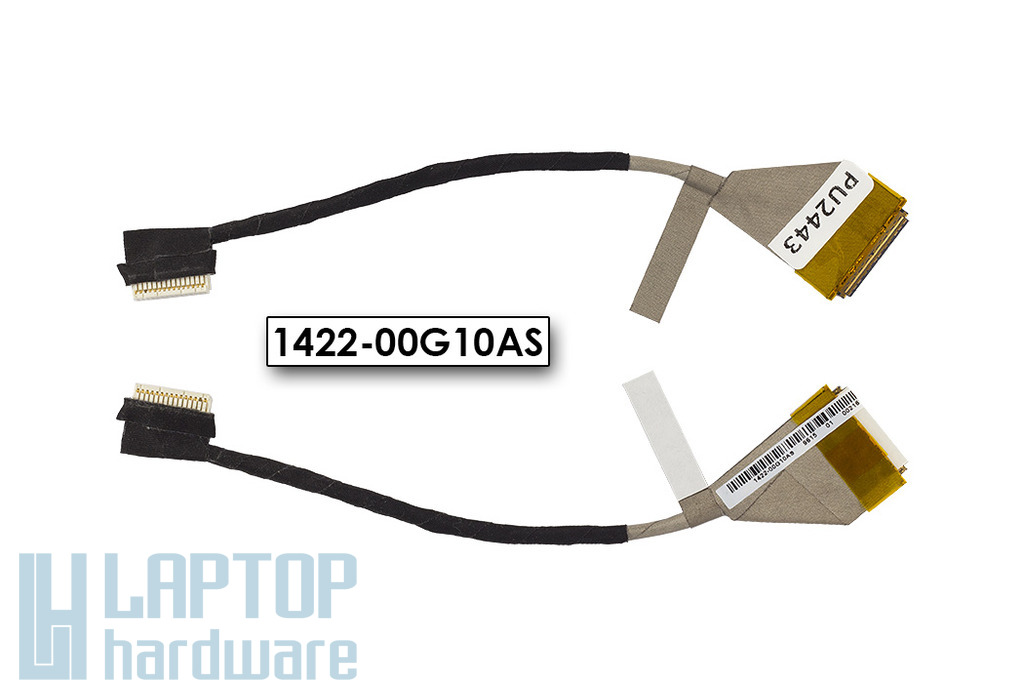 Asus K50AB, K50IJ laptophoz gyári új kijelző kábel, 1422-00G10AS