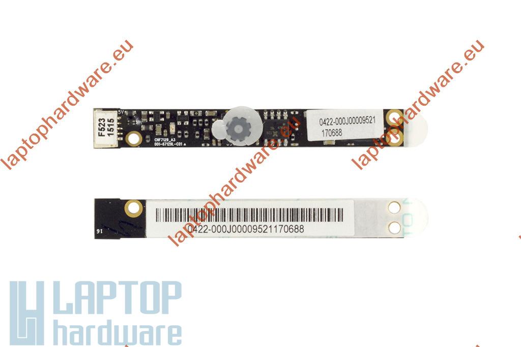 Asus K50AB, K50IJ használt laptop webkamera (0422-000J00009521, 0422-000J00009212)