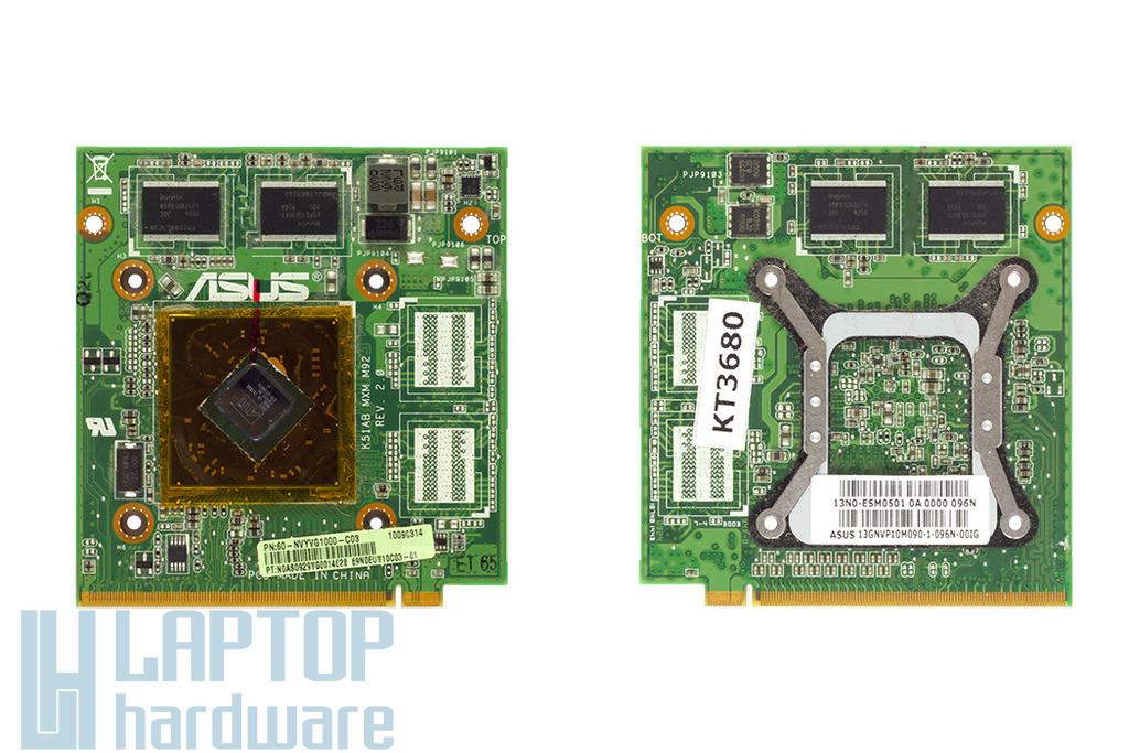 Asus K51AB laptophoz használt Video-VGA kártya, ATI Radeon HD4570, 13GNVP10M090