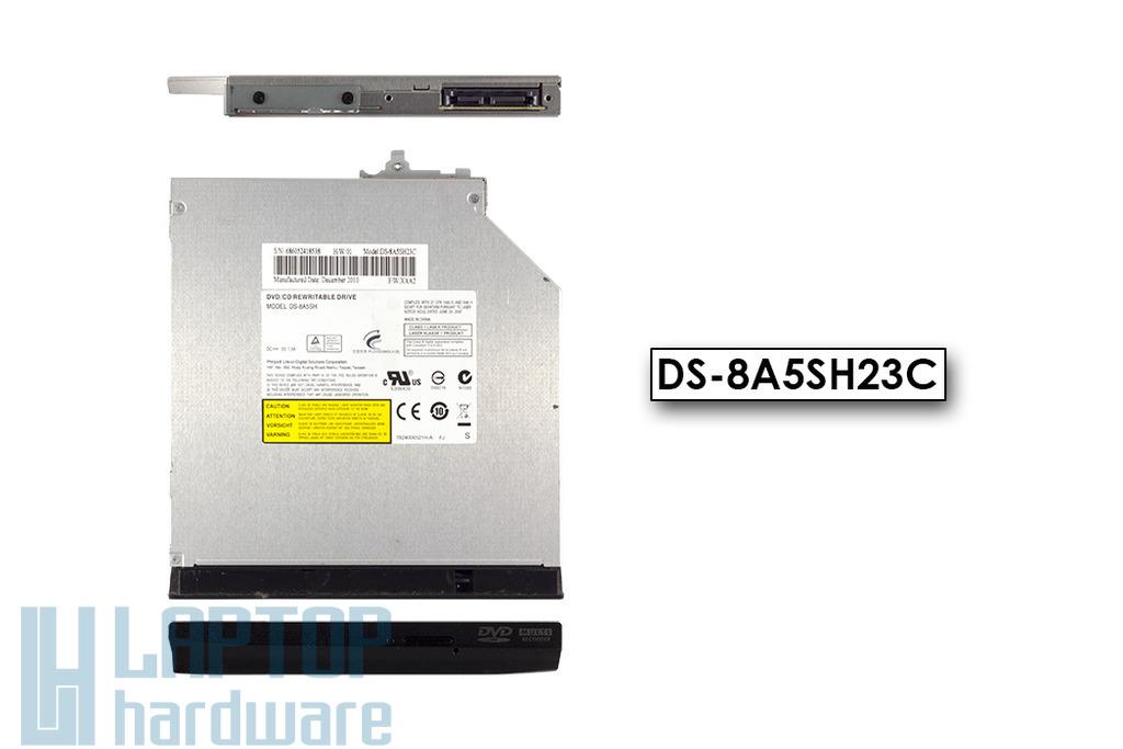 Asus K52 laptop szériához használt DVD-író (DS-8A5SH23C)