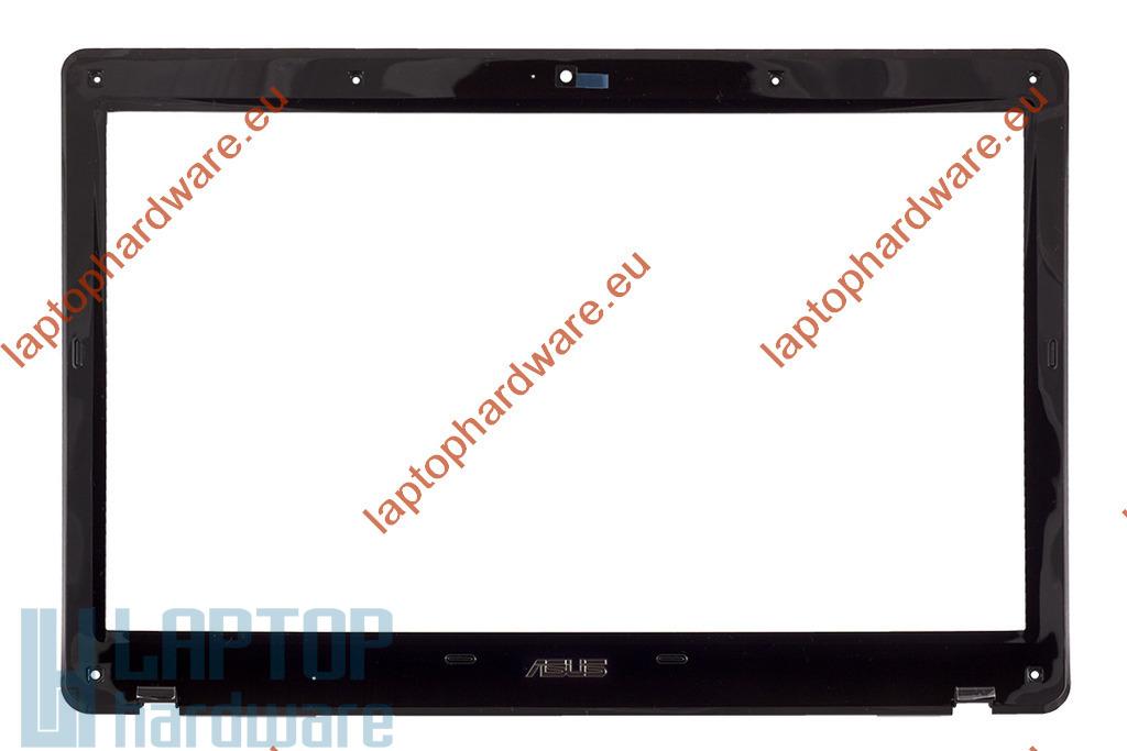 Asus K52, X52 használt LCD kijelző keret, 13GNXM1AP050-3, 13GNXM1AP051-1