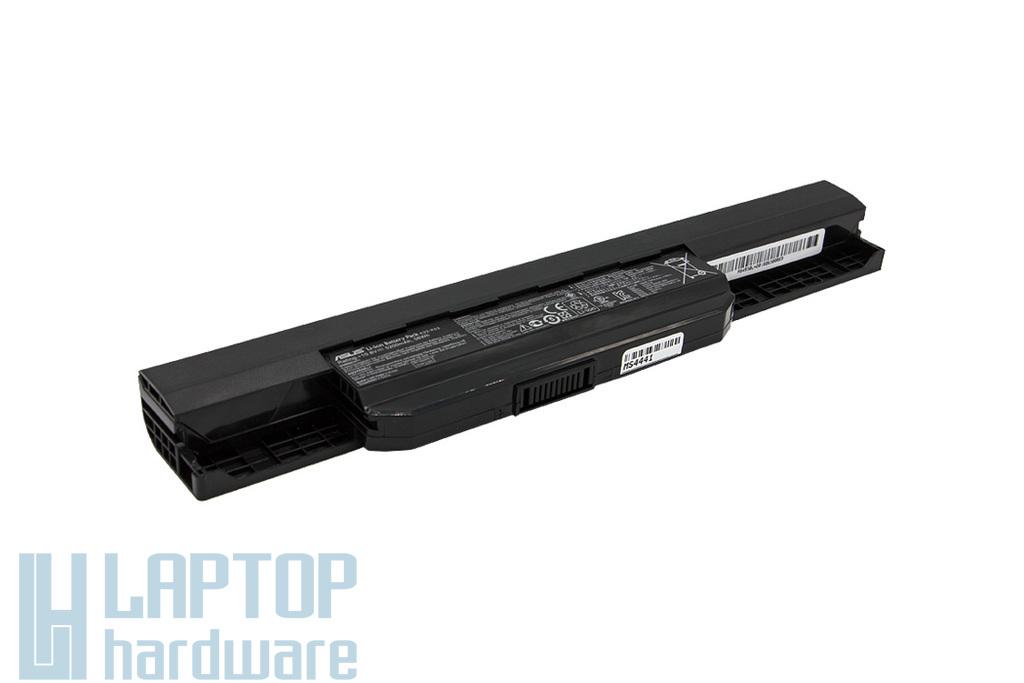 Asus K53, X53 gyári új 6 cellás laptop akku/akkumulátor, A32-K53