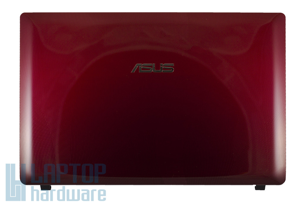 Asus K53E, K53SC, laptophoz gyári új piros LCD kijelző hátlap WiFi antennával, 13GN3C6AP010-1