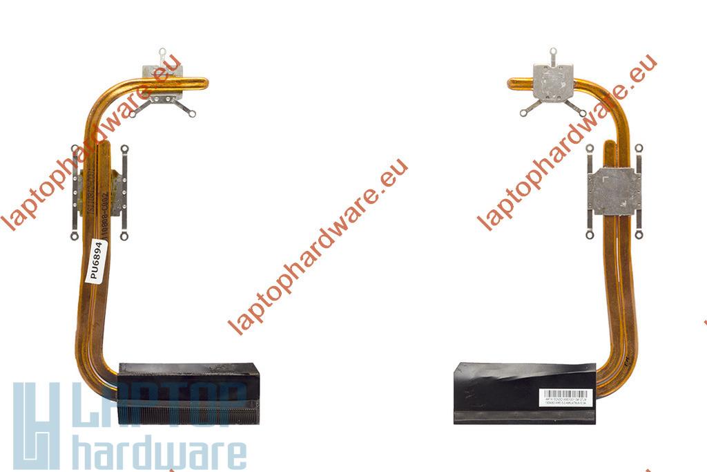 Asus K53SD laptopokhoz használt hővezető cső, hűtőborda  (13GN3E1AM010)
