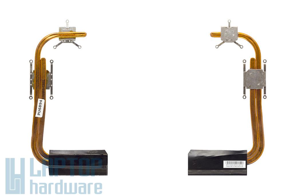 Asus K53SC, K53SJ, K53SM, K53SV laptopokhoz használt hővezető cső, hűtőborda (13GN3G1AM010-2)