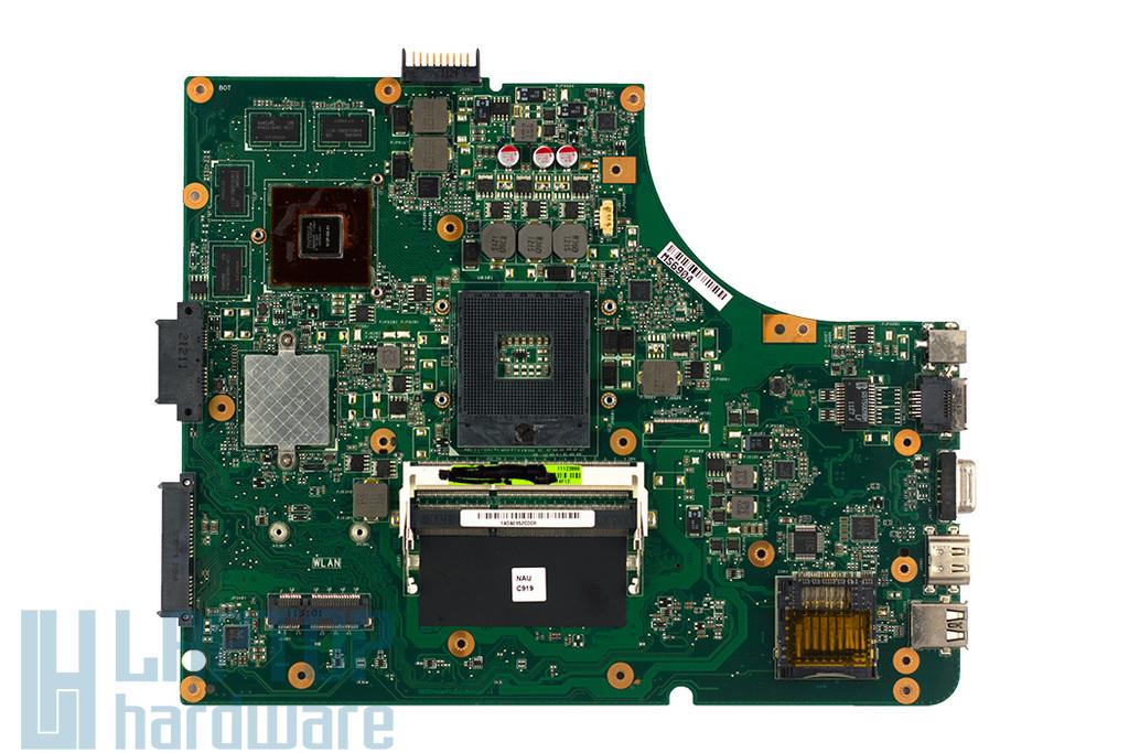 Asus K53SV, K53SC használt laptop alaplap (K53SV REV 3.0)