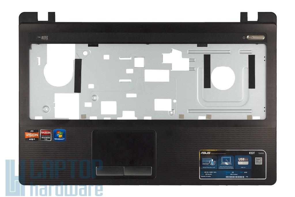 Asus K53TA, K53TK, K53U, X53U laptophoz használt felső fedél touchpaddel, 13GN57BAP010-1