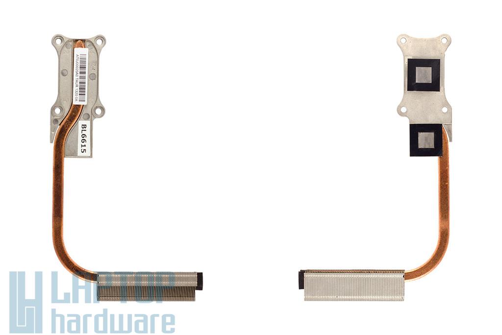 Asus K53U laptophoz gyári új hővezető cső, hűtőborda (13GN5810M010-1)