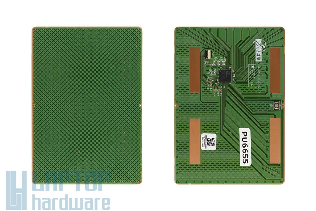 Asus K55, K75, K95, X550 gyári új touchpad, 04060-00120300
