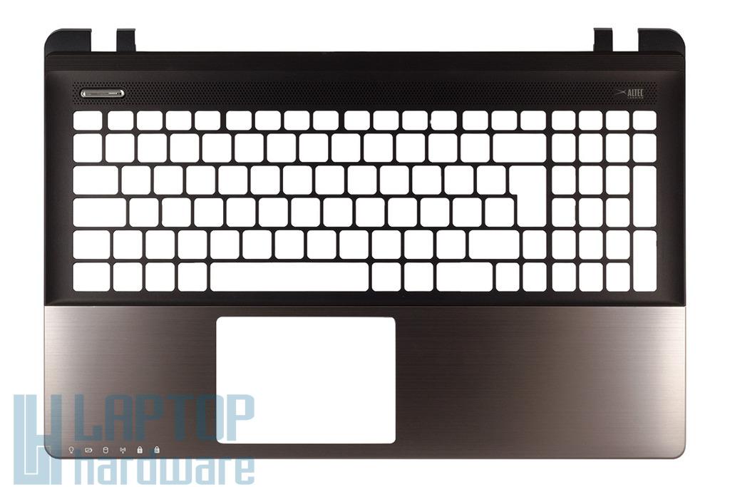 Asus K55A, K55VD, K55VM laptop gyári új bronz színű felső fedél UK kiosztású billentyűzethez, 13GN8D1AP031-1