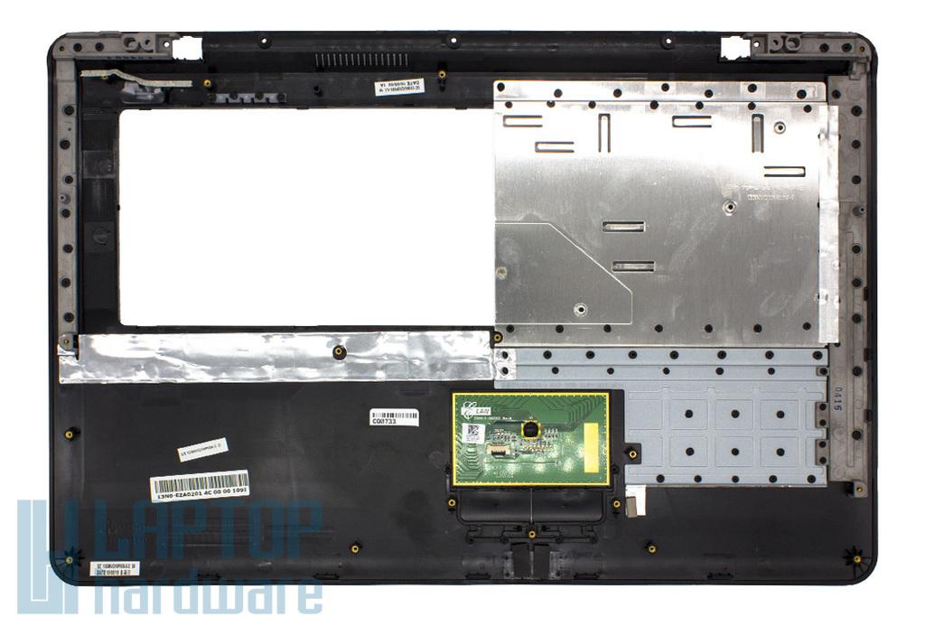 Asus K70AB, K70AC gyári új laptop felső fedél touchpaddal (13GNVQ1AP034-1)