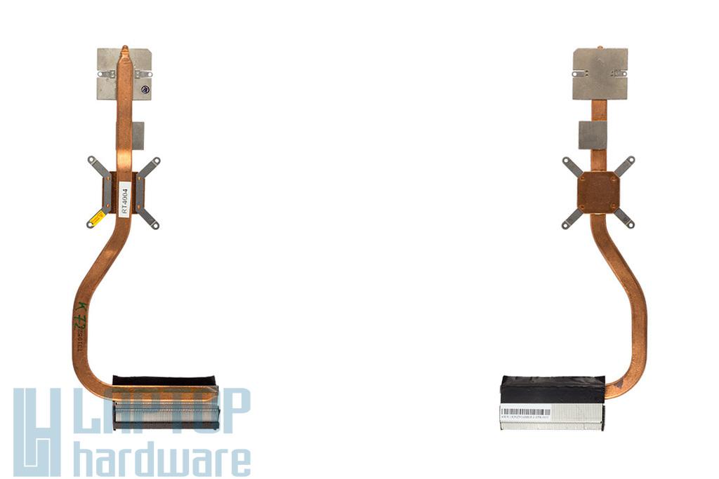 Asus K72DR laptophoz használt hővezető cső, hűtőborda (13GNZW1AM010-2)