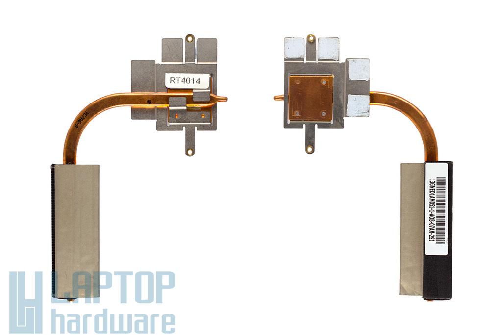 Asus M50SV, M50VM, X55SV laptophoz használt hővezető cső, hűtőborda (13GNED1AM051-1)