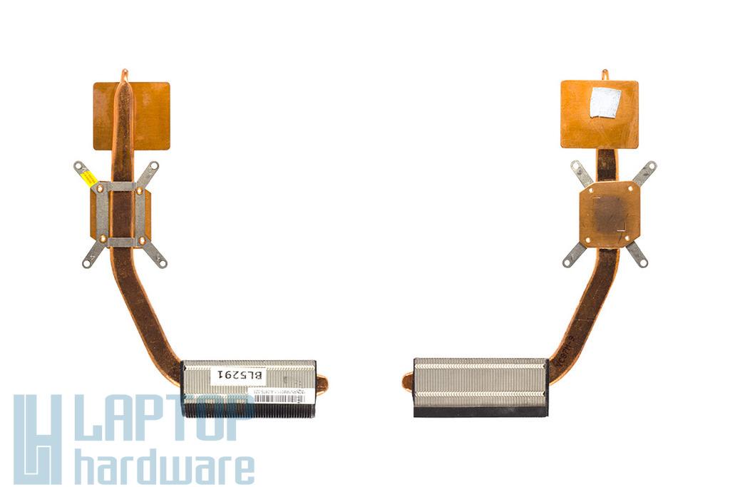 Asus M51TA, M51TR laptophoz használt hőelvezető borda (13GNRN1AM011-1)