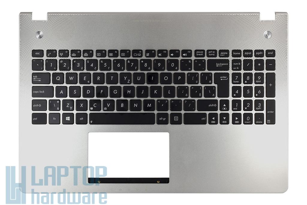 Asus N56VM gyári új szlovák laptop billentyűzet modul (90R-N9J1K1K80U)