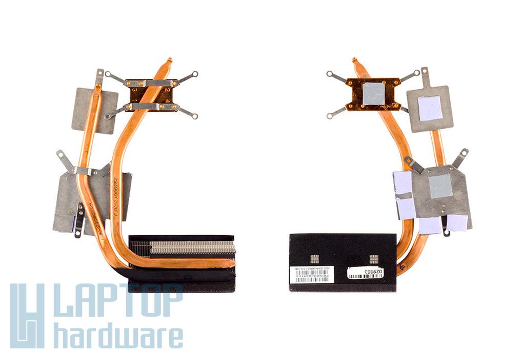 ASUS N61VG, X64V gyári új laptop hűtőborda (13GNWG1AM010-1)