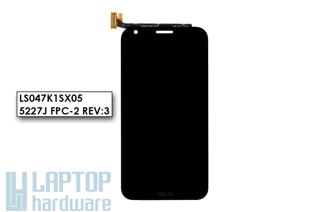 LCD kijelző modul Asus PadFone 2 (A68) telefonhoz (LS047K1SX05, 5227J FPC-2 REV:3)
