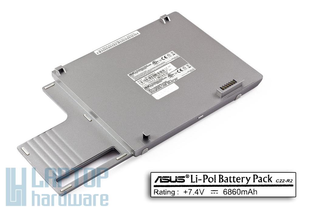 Asus R2E, R2H, R2Hv gyári új 8 cellás laptop akku/akkumulátor (R2F-BH066T)
