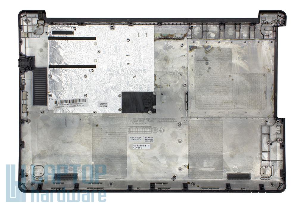 Asus S551LA, S551LB, K551LB használt laptop alsó fedél (vastag verzió) (90NB0262-R7D010, 13NB0262AP0201)