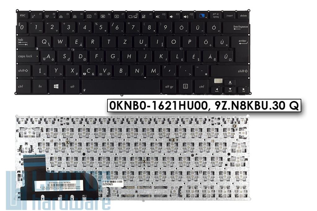 Asus Taichi 21 gyári új magyar fekete laptop billentyűzet (0KNB0-1621HU00)