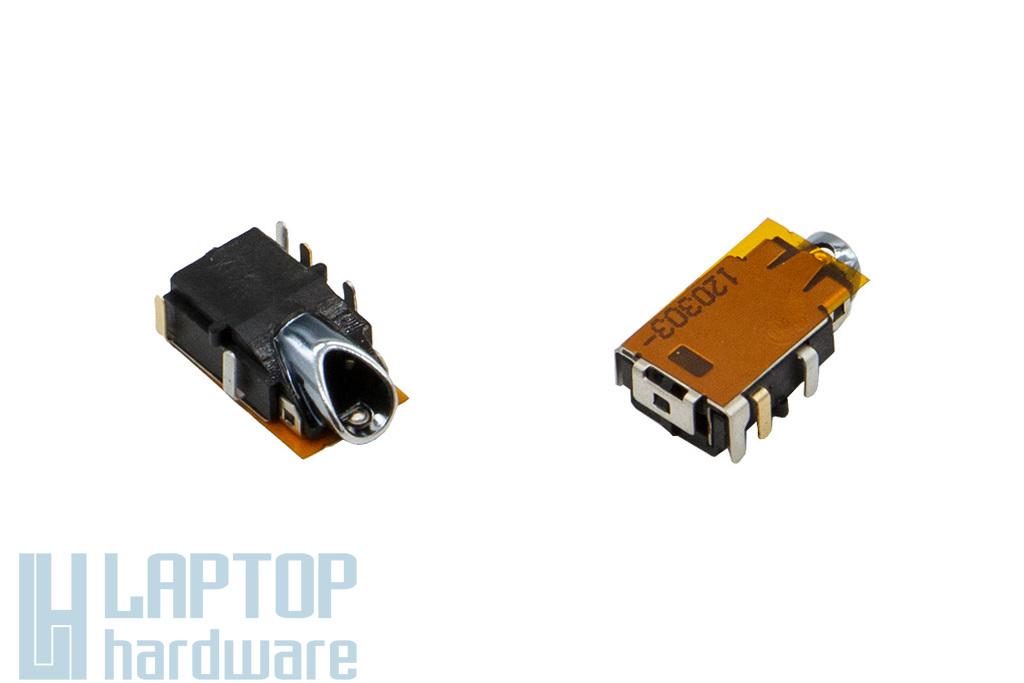 Asus Transformer Book T100TA laptophoz gyári új audio jack csatlakozó