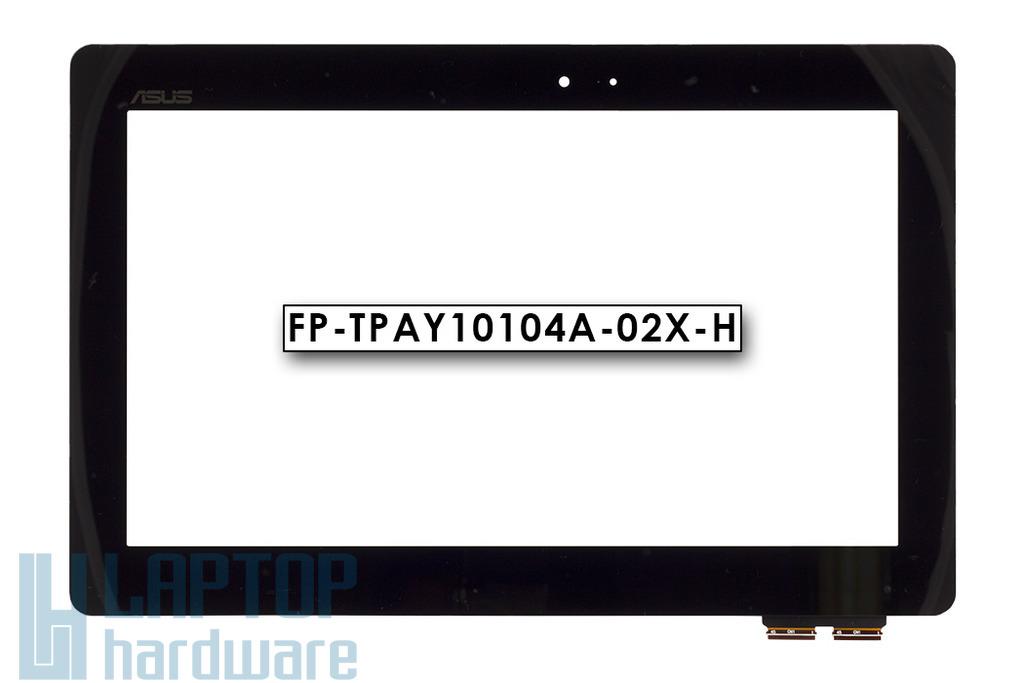 Érintő panel, touchscreen Asus Transformer Book T100TA tablethez (10104A-02X, FP-TPAY10104A-02X-H)