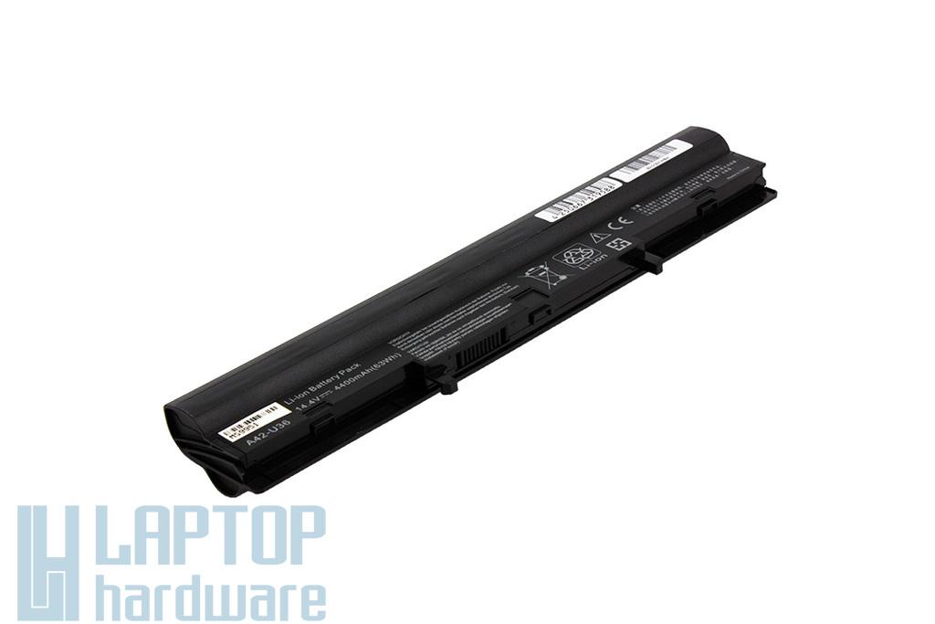 Asus U32JC, U36JC, U84SG helyettesítő új 8 cellás laptop akku/akkumulátor (A42-U36)