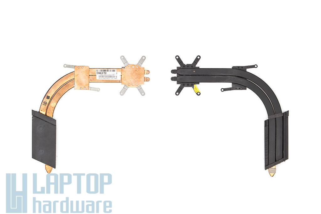 Asus U36SD, U36SG, U44SG használt laptop hűtő hőelvezető cső (13N0-LCA0201, 13GN5S1AM010-1)