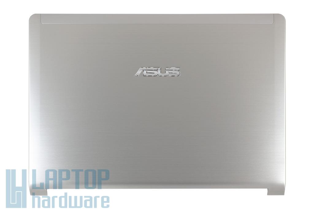 Asus UL80 sorozatú laptophoz gyári új LCD hátlap WiFi antennával, ezüst, 13GNYE1AM010-1