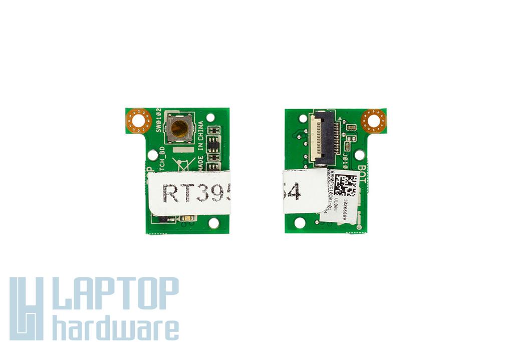 Asus UL80, U45 laptophoz használt bekapcsoló panel, 60-NX8SW1000-C01
