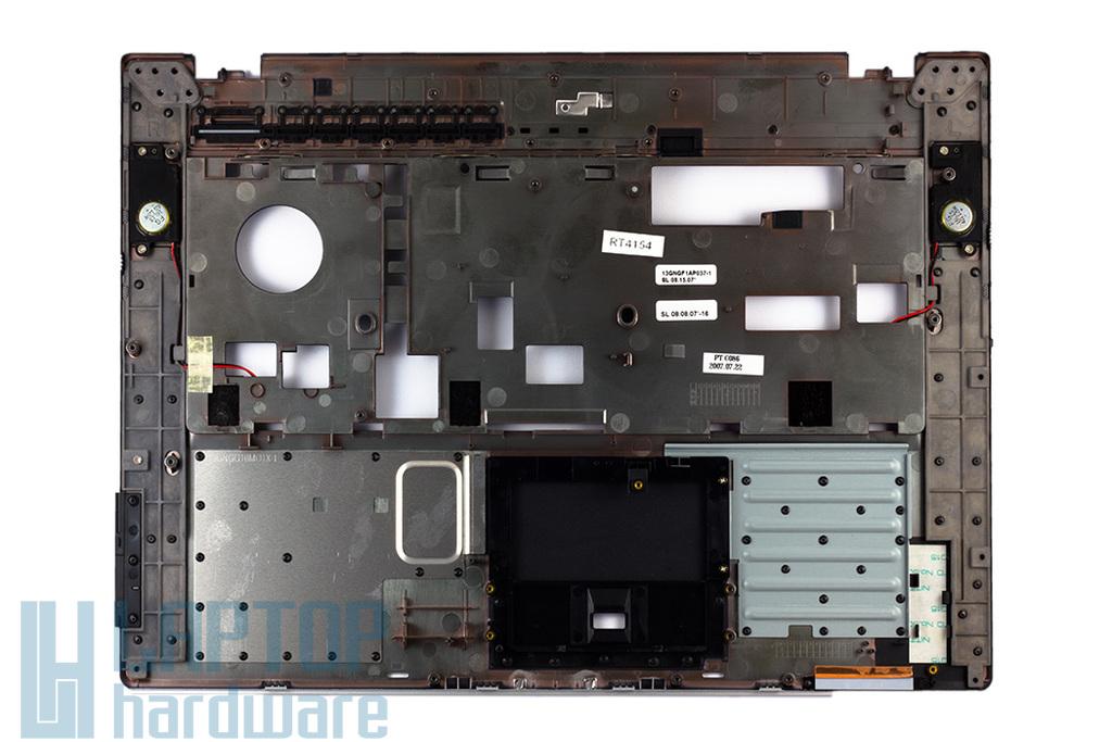 Asus V1J, V1JP laptophoz gyári új felső fedél hangszóróval, 13GNGF1AP036-1