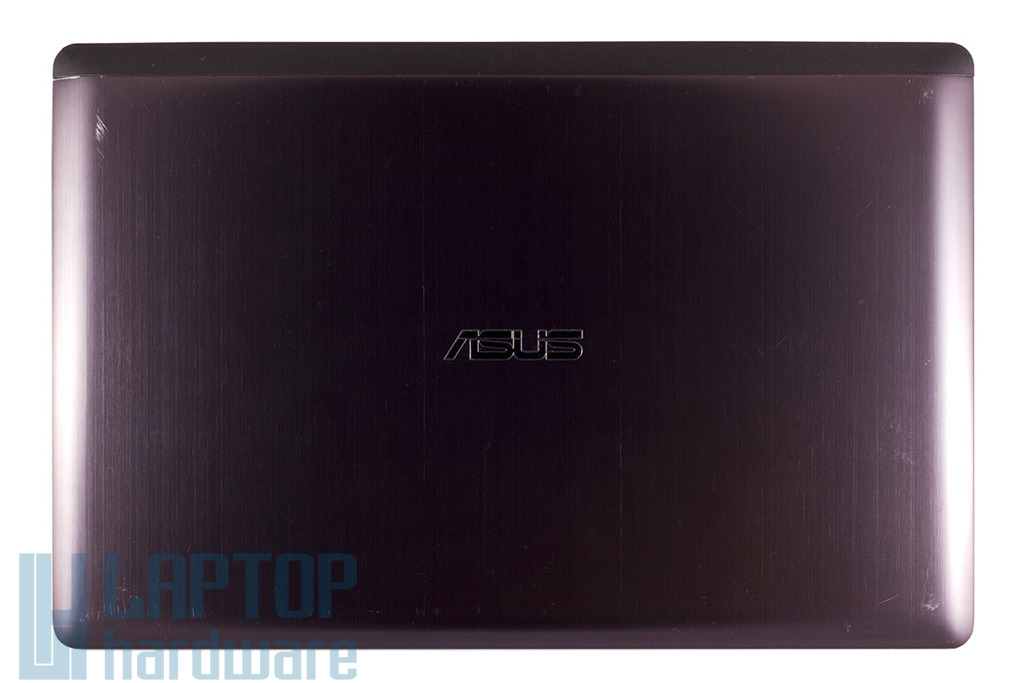 Asus X202E laptophoz használt LCD hátlap, WiFi antennával, Webkamerával (13GNFQ1AM051)
