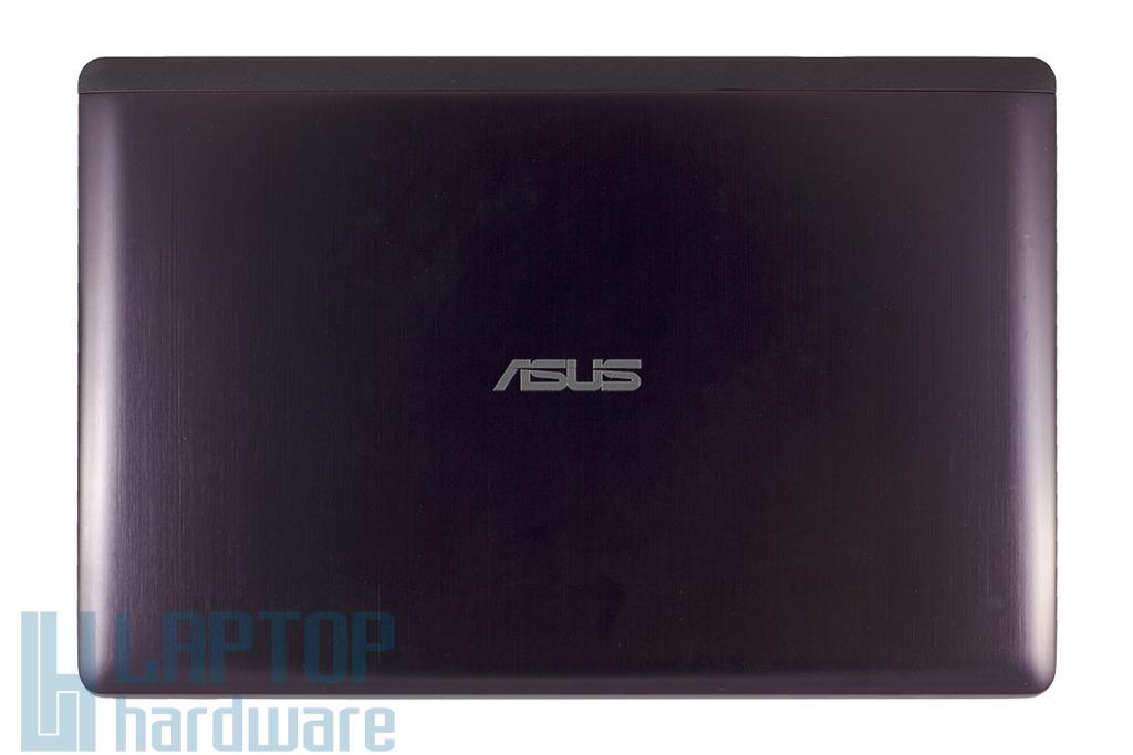 Asus X202E laptophoz használt LCD hátlap, zsanérral (13GNFQ1AM051)