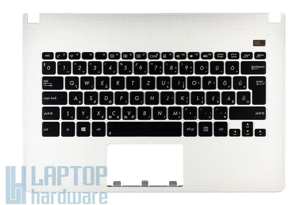 Asus X301A gyári új fehér magyar laptop billentyűzet modul, 90R-NLO2K1G80U