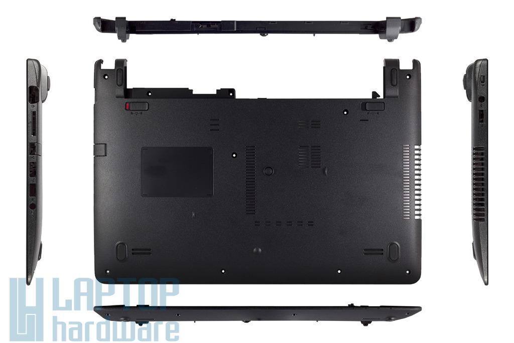 Asus X401A laptophoz gyári új alsó fedél, hangszórókkal,  13GN3O1AP010-1