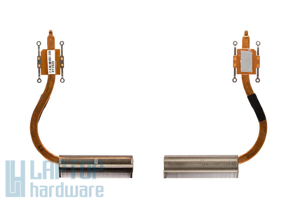 Asus X450, X550 használt laptop hőelvezető cső, 13NB00U1AM0101