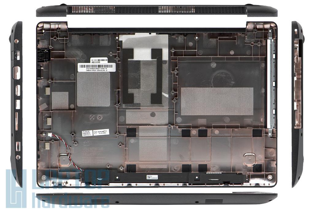 Asus X453MA (R413M) gyári új laptop alsó fedél hangszóróval (90NB04W1-R7D000)