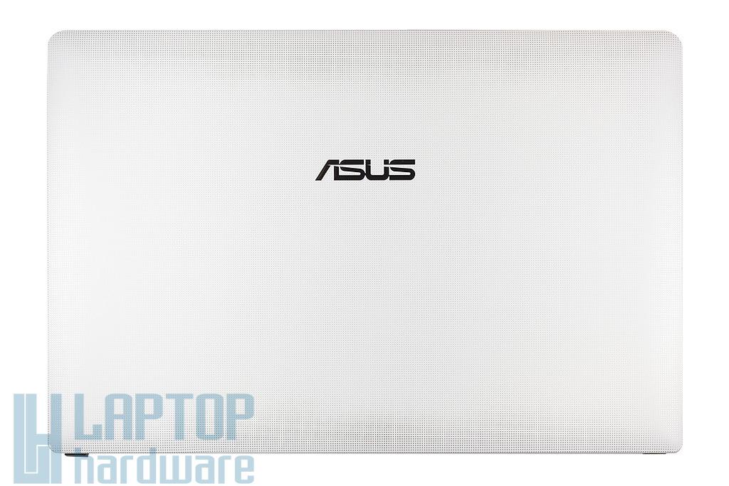 Asus X501A, X501U laptophoz gyári új fehér LCD hátlap WiFi antennával és LCD kábellel, 13GNMO2AP010-2
