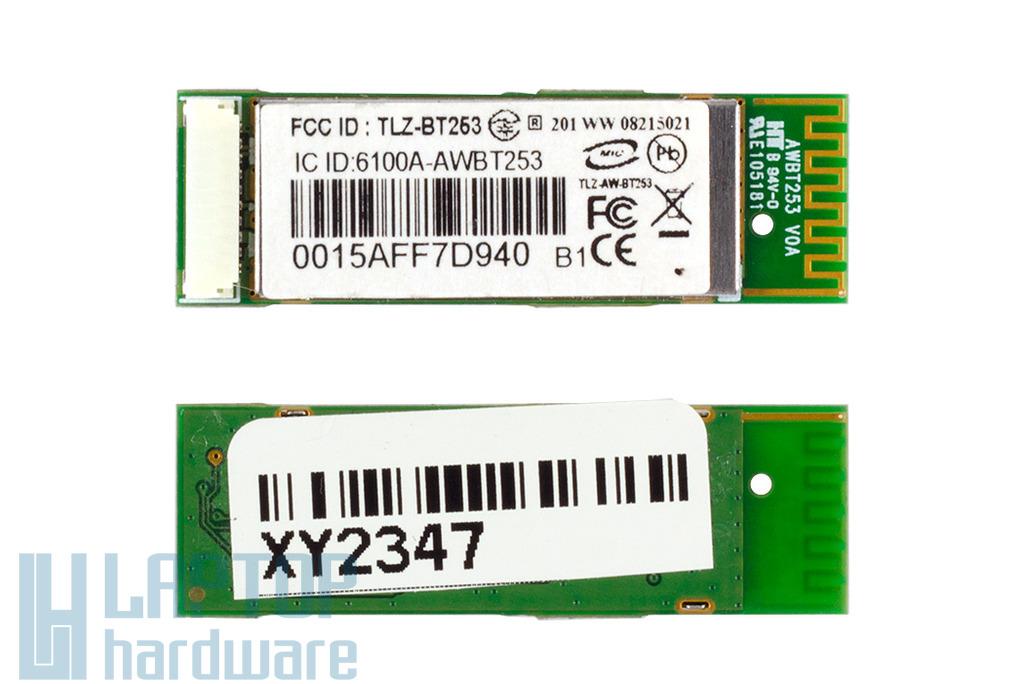 Asus X52S laptophoz használt Bluetooth kártya (MSQ-BT-183)