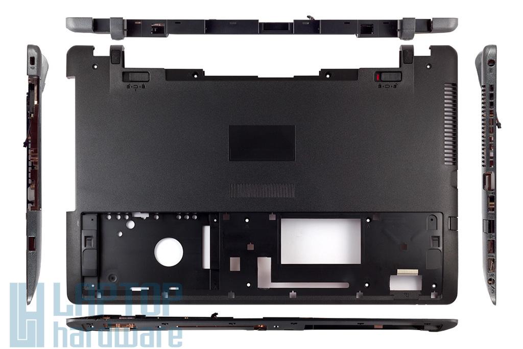 Asus X550CA, X550VA, X550WA gyári új alsó fedél hangszóróval (90NB00T1-R7D010, 90NB00T1-R7D011)