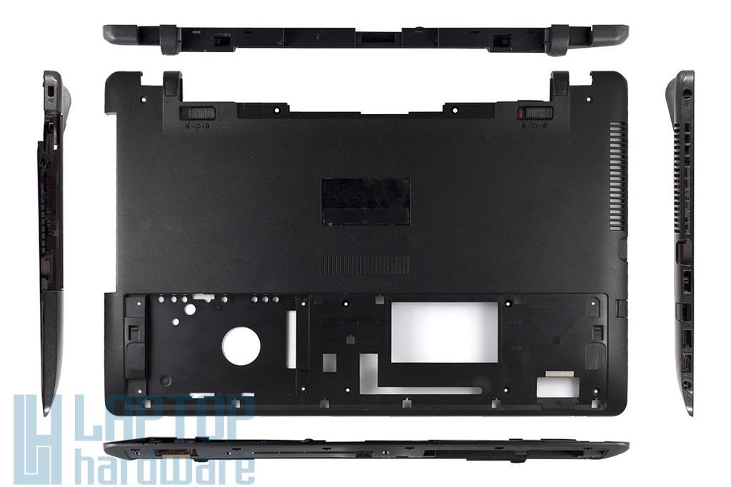 Asus X550EA, X550CC, X550VL használt laptop alsó fedél hangszórókkal, 90NB00T1-R7D000