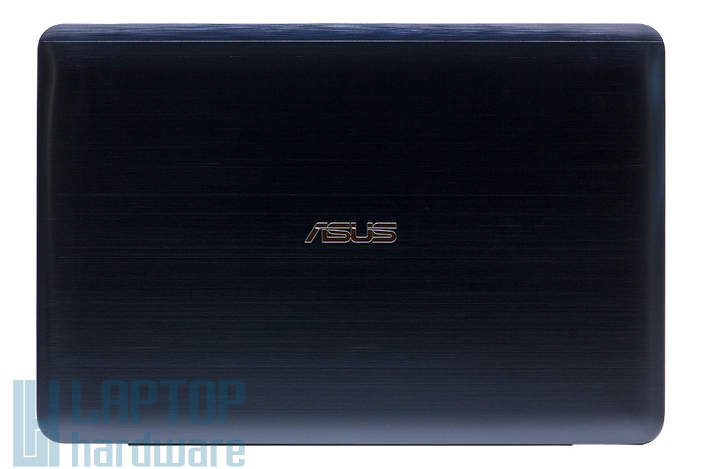 Asus X555LA, X555LB gyári új kék laptop LCD kijelző hátlap (90NB0647-R7A010, 13N0-R8A0301, 13N0-R8A0311)