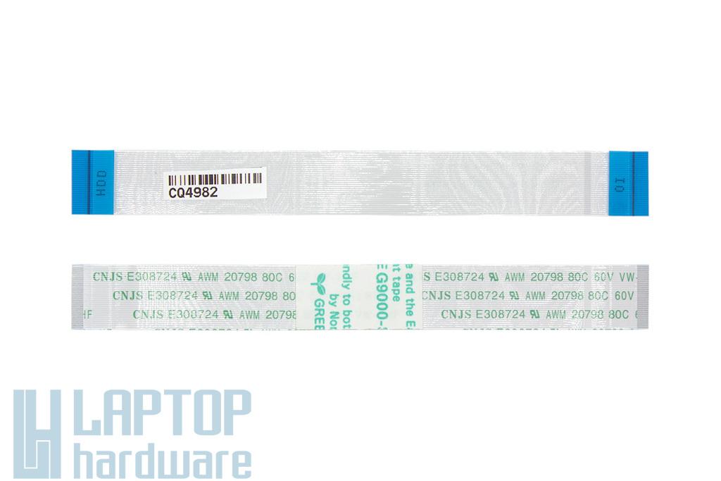 Asus X555LA, X555LP, X555UA gyári új laptop bekapcsoló panel szalagkábel (14010-00069600)