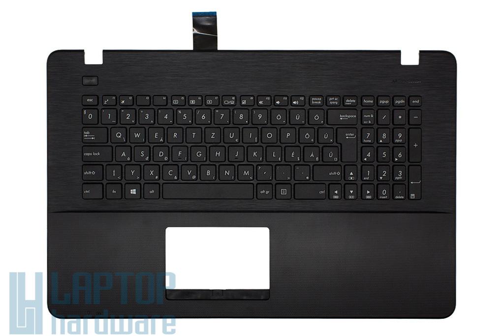 Asus X751LA, X751LD gyári új magyar laptop billentyűzet modul (90NB04I3-R31HU0)
